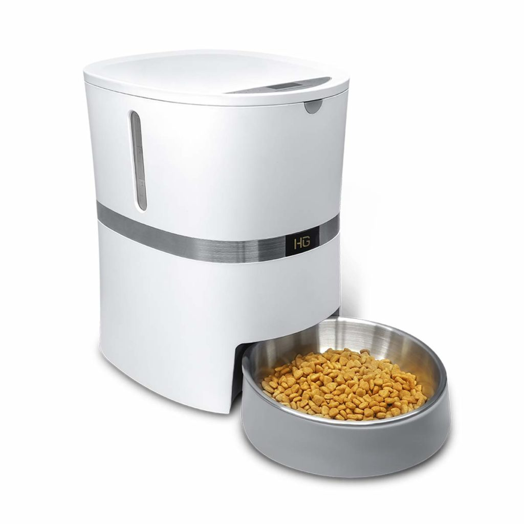 HoneyGuardian A36 Automatic Feeder for Cats