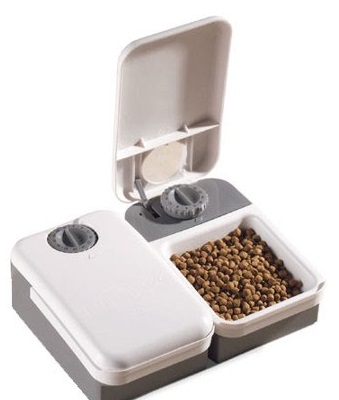 automatic feeder for rabbits