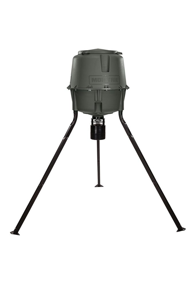 Moultrie Tripod Automatic Feeder for Hunting