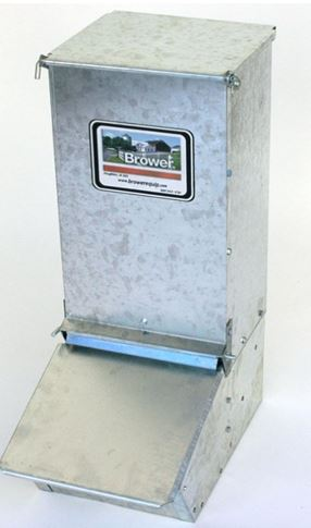 Gravity-assisted   Best Automatic Feeders for pigs
